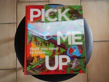 Pick Me Up (Hardcover - 3D) in Ramstein, Germany