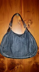 Thirty-One Gifts Denim 5th Avenue purse in Spangdahlem, Germany