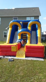 Double Slide Bounce House in Camp Lejeune, North Carolina