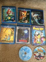 Disney DVDs new in Vista, California