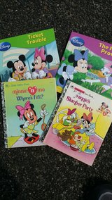 Disney Books in Tacoma, Washington