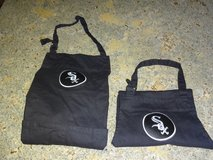Williams Sonoma White Sox Adult and Kid aprons in Chicago, Illinois
