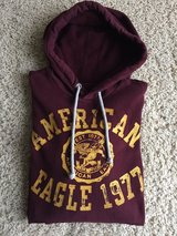 American Eagle Hoodie-Mens XS in Plainfield, Illinois