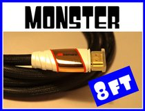 hdmi cable 8ft foot m1000 for xbox ps hd series in Fort Campbell, Kentucky