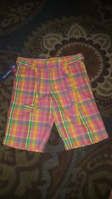 NWT girls size 10/12 Bermuda shorts in Chicago, Illinois