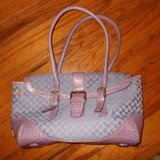 ***Large Lavender LIZ CLAIBORNE Handbag /Purse & Checkbook Wallet*** in Katy, Texas