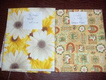 FABRIC ~ Daisy print & Italian print in Colorado Springs, Colorado