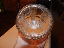 Vintage Hoosier Glass 4080-C 5 Clear Vase in Hopkinsville, Kentucky