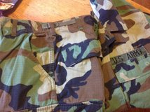 Military B D U 2 pcs in Fort Campbell, Kentucky