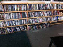 Large Selection Of DVD's in Leesville, Louisiana