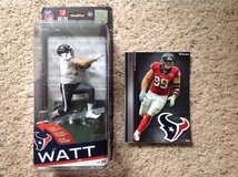 J.J. Watt Lot in Camp Lejeune, North Carolina