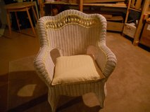 wicker Chair in Tinley Park, Illinois