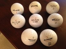 Slightly Used Golf Balls in Naperville, Illinois