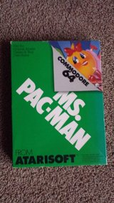 Ms. PAC-MAN (Commodore 64) in Baumholder, GE