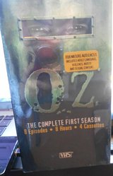 "BRAND NEW COMPLETE FIRST SEASON OF ""OZ"" THAT WAS ON HBO in Beaufort, South Carolina"