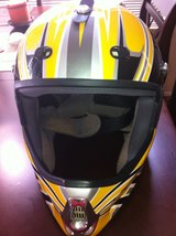Helmet in Vista, California