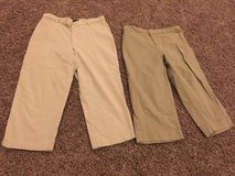 Capris pants size 14 in Fort Bliss, Texas