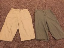 Capris pants size 16 in Fort Bliss, Texas