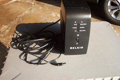 BELKIN BATTERY BACKUP MODEL BDC09146064WD in Plainfield, Illinois