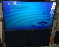 """Mitsubishi Gold Plus WS-65411 65"""" 1080i HD Rear-Projection Television in Yucca Valley, California"""