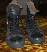 Levis High Tops (mens) in Camp Lejeune, North Carolina