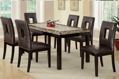 7PC DINING SET ((((FREE DELIVERY)))) in Huntington Beach, California
