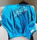 Hoodi Fox FacSun Blue Size XXL New with Tags in Conroe, Texas