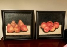 Just  A Beautiful Set Of Fruit Picture Frames. in Oswego, Illinois