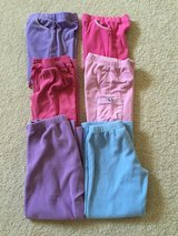 Girls 5,6,7 Fleece Winter Pants in Lockport, Illinois