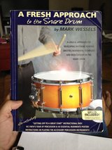 A Fresh Approach to the Snare Drum in Houston, Texas