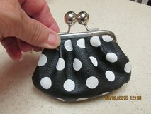 Leather Coin Purse From Kohl's in Kingwood, Texas