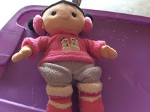 Stuffed doll in Chicago, Illinois