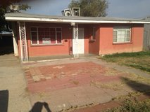 2 bedroom, 1 bath house in Alamogordo, New Mexico