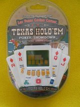 Las Vegas Casino Corner Texas Hold'em Poker Showdown Handheld Game in Lockport, Illinois