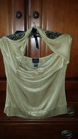 Adoreable halter blouse super cute on! in Plainfield, Illinois