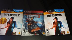 ps3 games in Lake Elsinore, California
