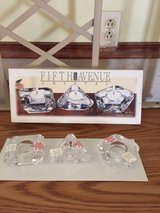 Crystal Votive candle holders in Alamogordo, New Mexico