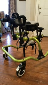 Gait Trainer for Special Needs Child in Houston, Texas