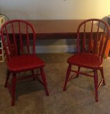 Potterybarn Kids Farmhouse Table and Chairs in Lockport, Illinois