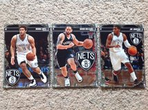 3 - Brooklyn Nets FATHEADs in Camp Lejeune, North Carolina