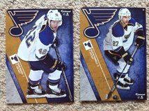 2 - St. Louis Blues FATHEADs in Camp Lejeune, North Carolina