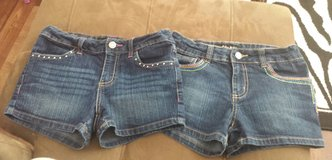 girls shorts size 10 in Barstow, California