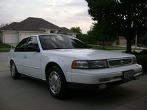 1993 Nissan Maxima SE DOHC 2nd Owner Ex. Cond. in bookoo, US