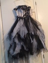 Ball gown in Beaufort, South Carolina