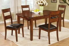 5PC DINING SET ( ON SALE) FREE DELIVERY in Huntington Beach, California