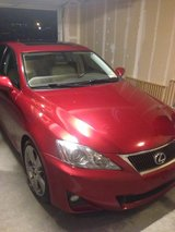 LEXUS IS 250 Excellent Condition in 29 Palms, California