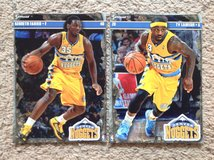 Denver Nuggets FATHEADs in Camp Lejeune, North Carolina