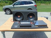 Boxed Speakers and Amps in Camp Lejeune, North Carolina