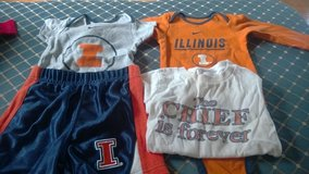 12M Illini Clothes!!! in Oswego, Illinois
