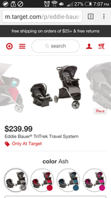 New travel system in Glendale Heights, Illinois